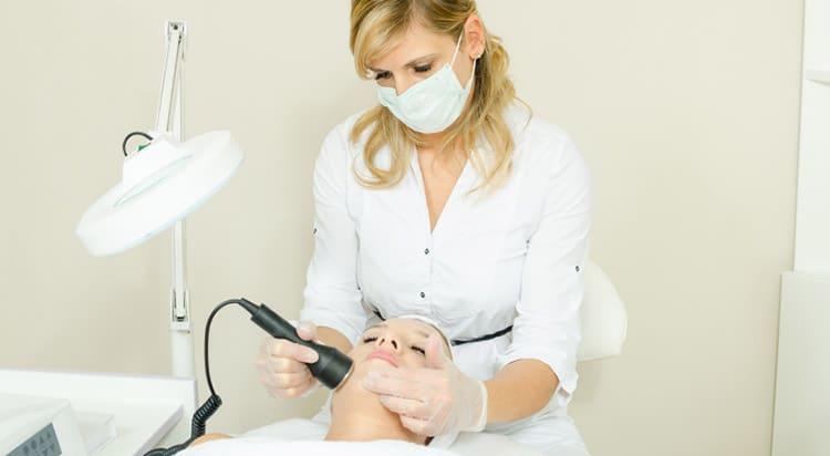 Skin resurfacing procedure in Perth with Dr Peter Randle